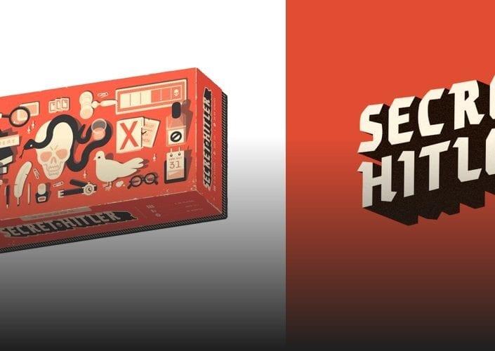 jogo de tabuleiro Secret Hitler 2