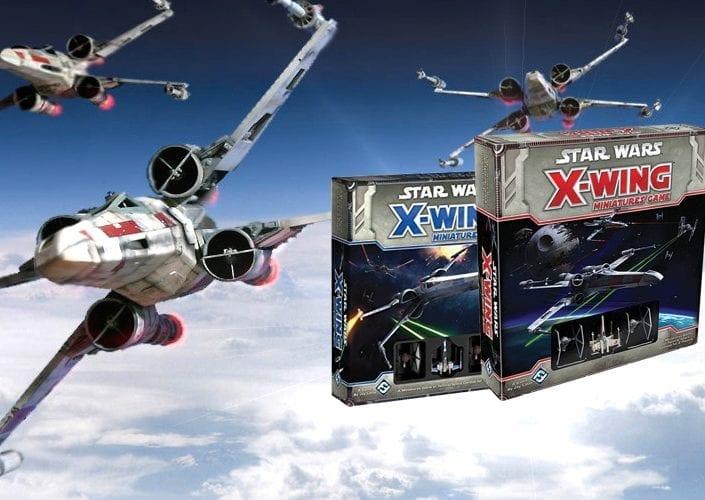 star wars jogo de tabuleiro x wings