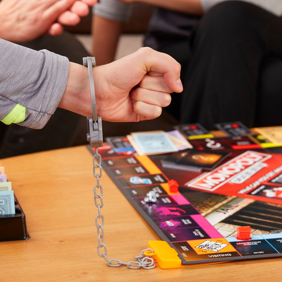 Metropoly - Monopoly Cheaters - Algemas