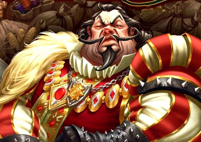 Sheriff of Nottingham - capa do jogo de tabuleiro