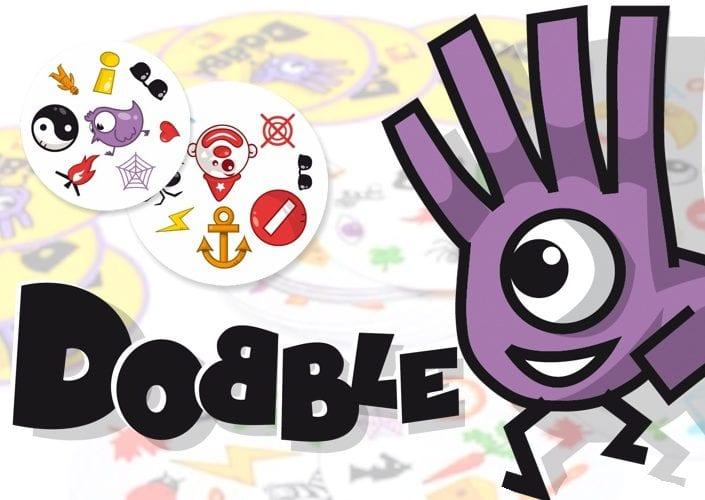 METROPOLY - Dobble - capa
