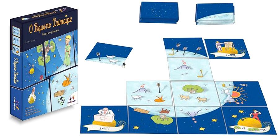 METROPOLY - Pequeno Principe - tabuleiro do jogo 2