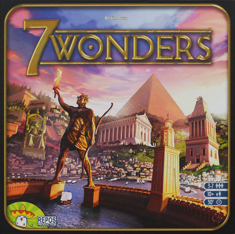 7 Wonders Image