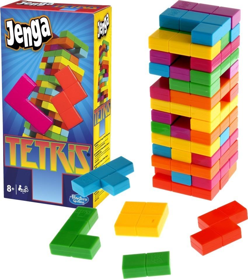 Jenga Tetris Image