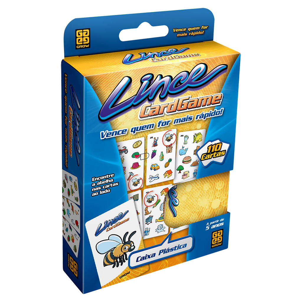 Lince card game Image