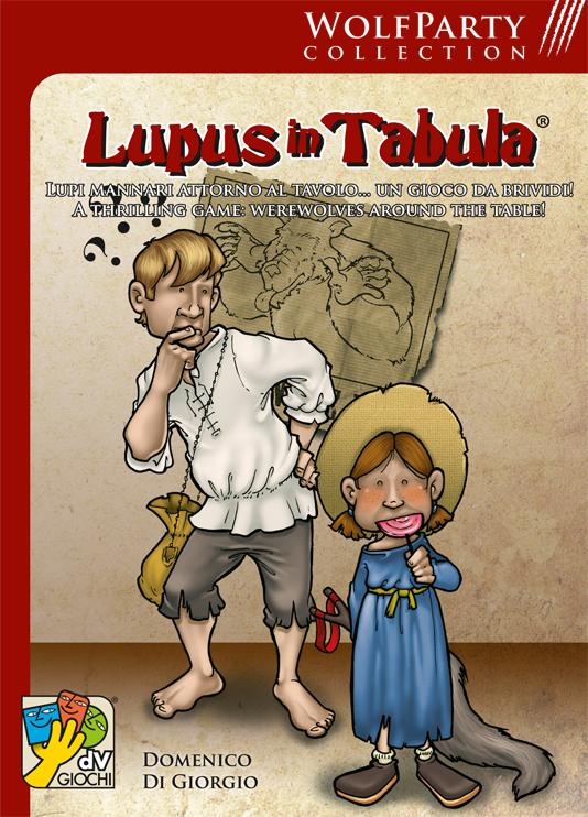 Lupus in Tabula Image