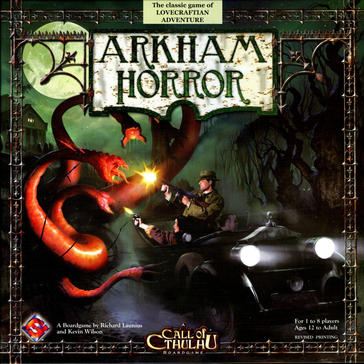 Arkham Horror Image