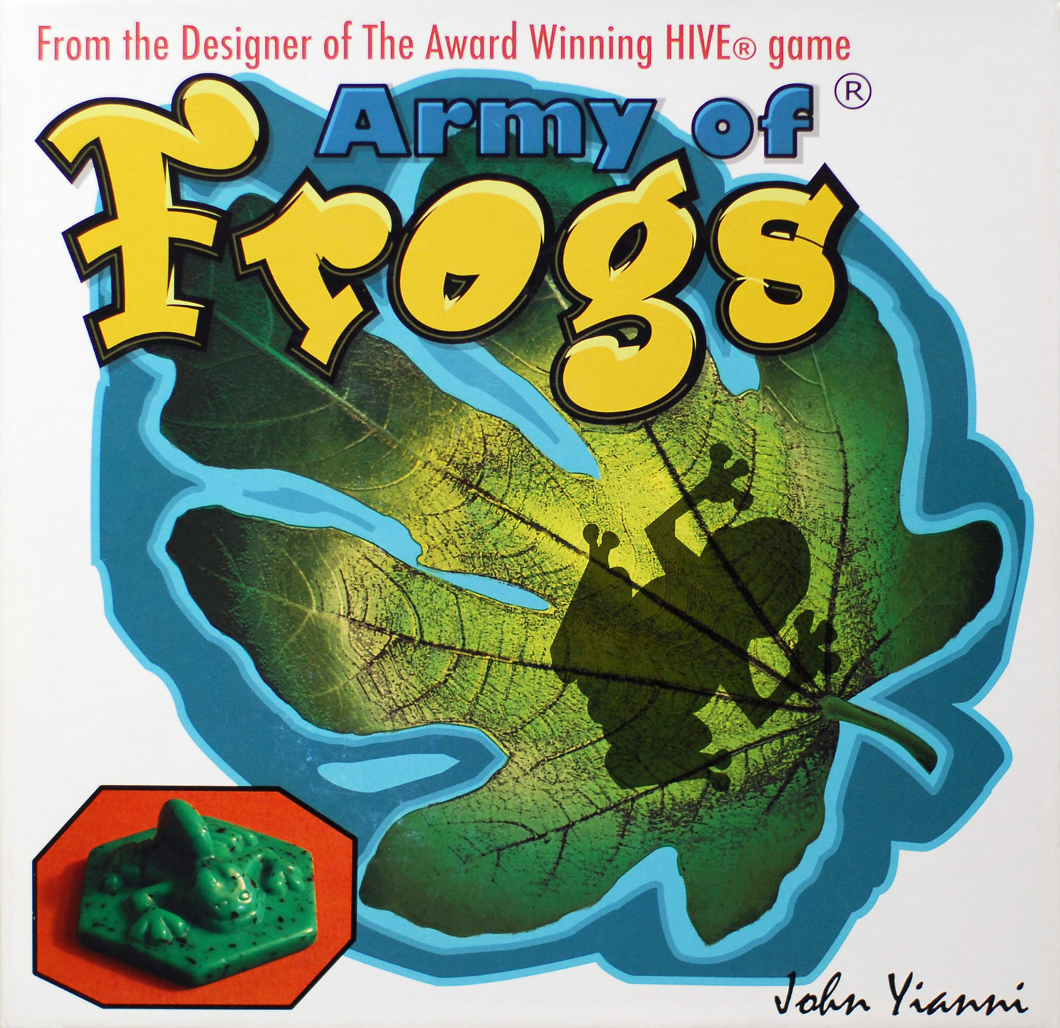Army of Frogs Image