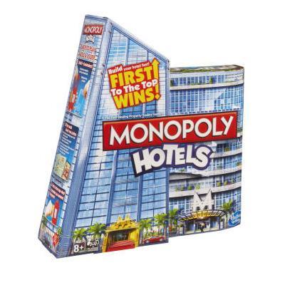Monopoly Hotéis Image