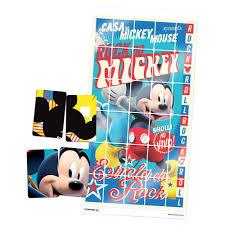 Monta Pôster - A casa do Mickey Image