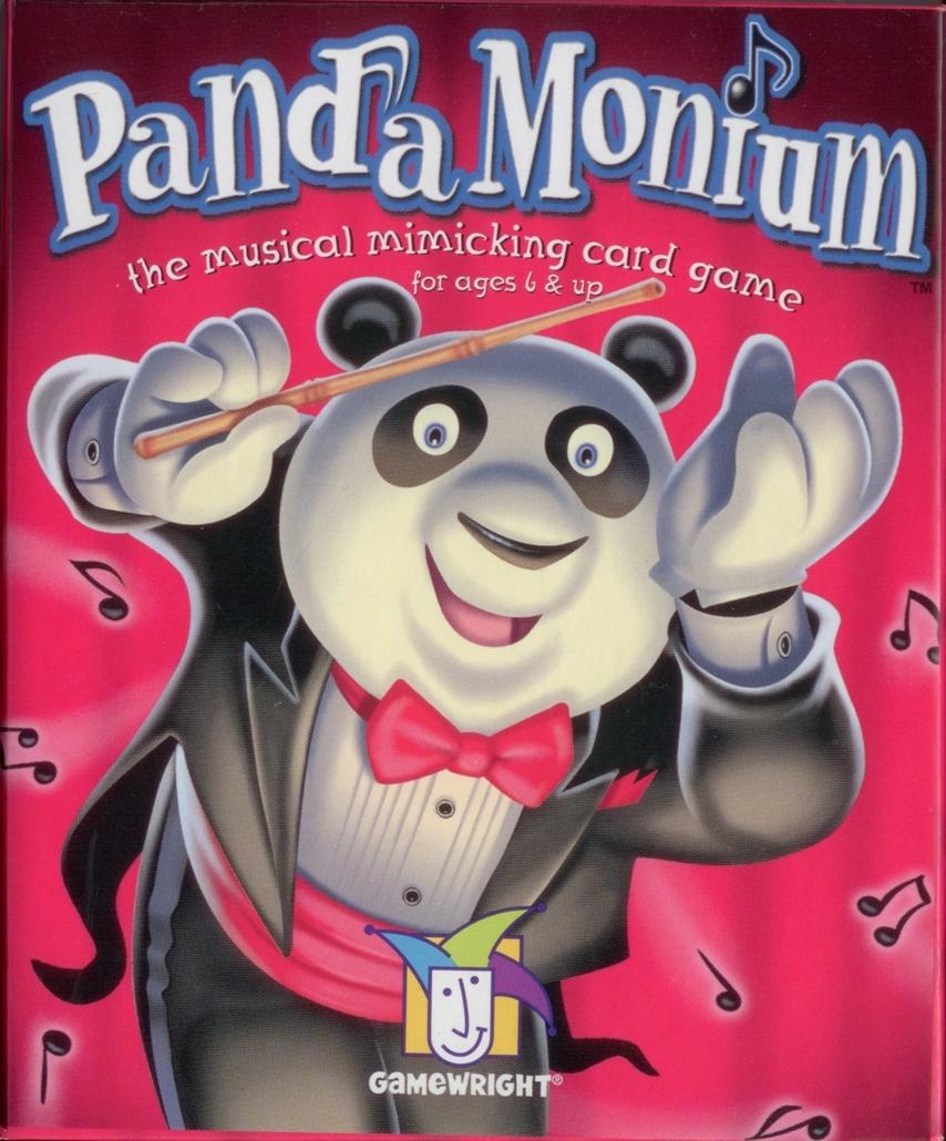 Pandamonium Image