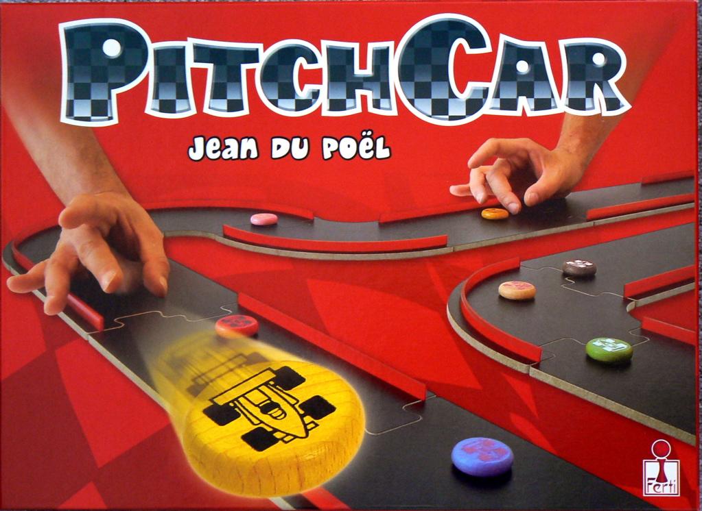 Pitchcar Image