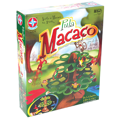 Pula Macaco Image