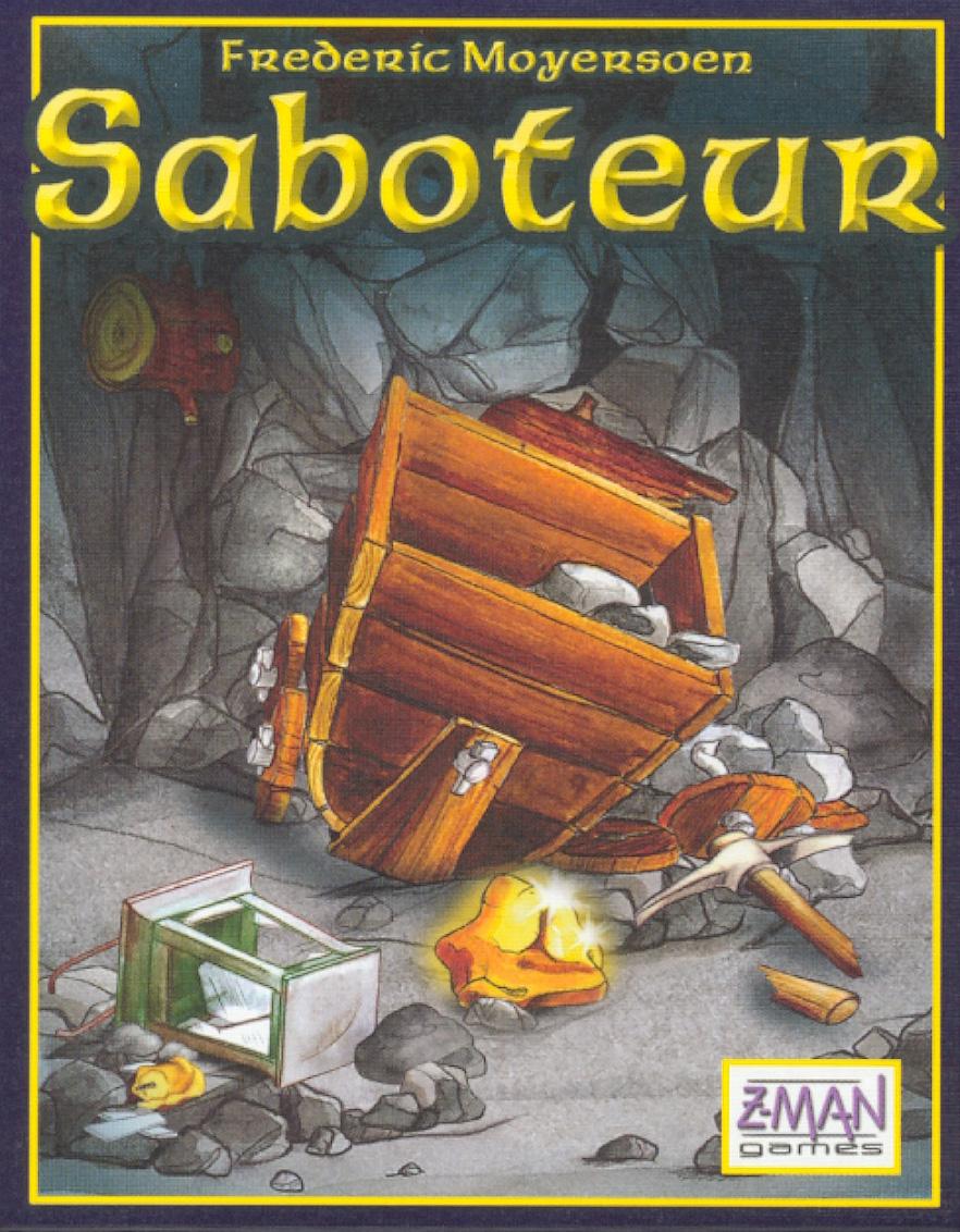 Saboteur Image