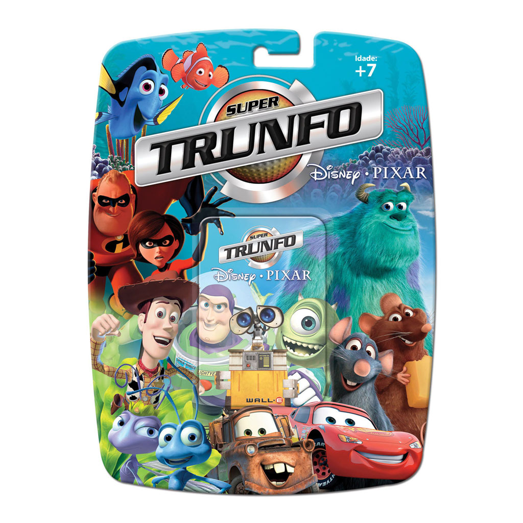 Super Trunfo Disney Pixar Image