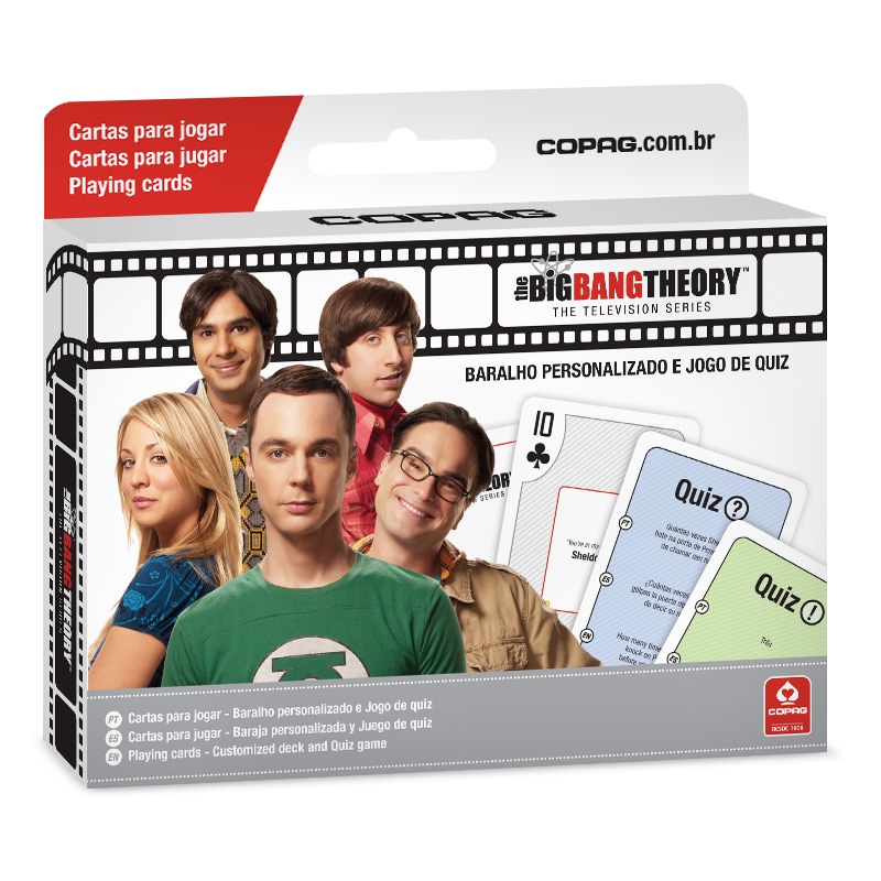The Big Bang Theory Quiz Image