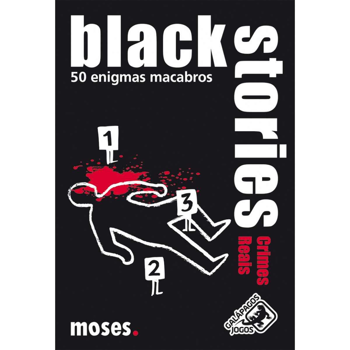 Black Stories - Crimes Reais Image
