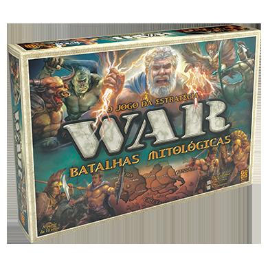 War Batalhas Mitológicas Image