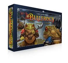 Bull Frogs Image