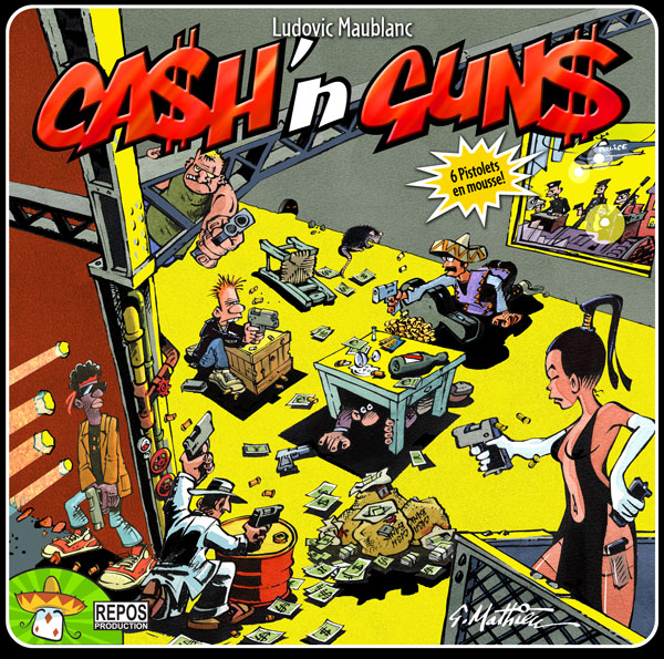 Cash `N Guns Image