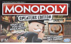 Monopoly Edição para trapaceiros Image