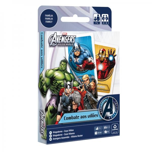 Caça Vilões - Avengers Image