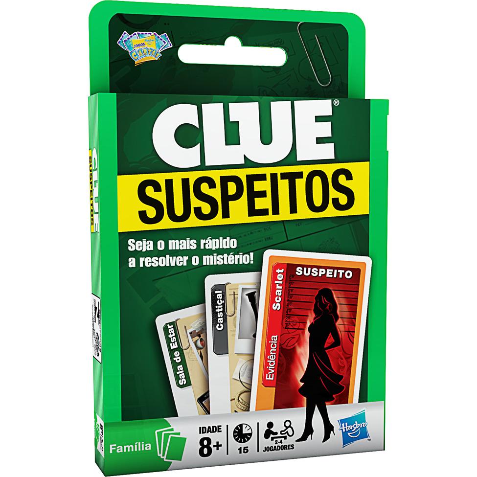 Clue Suspeitos Image