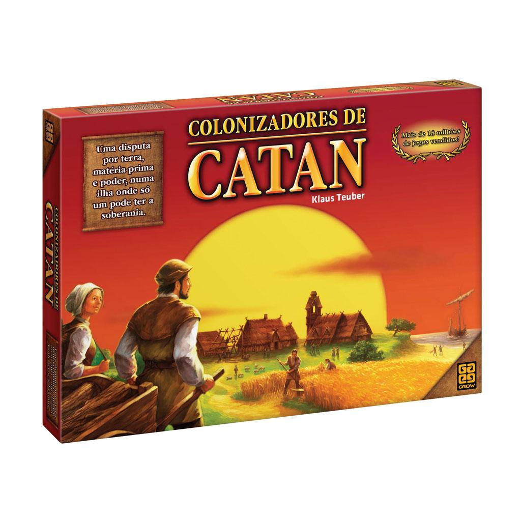 Colonizadores de Catan Image